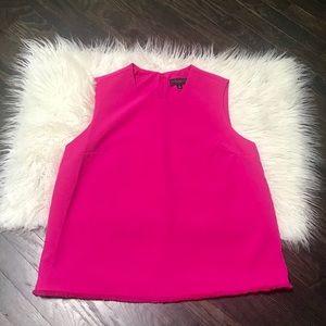 Victoria Beckham for Target Hot Pink Top